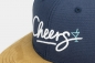 "Preview: ""Cheers"" - dunkelblau (Strapback)"