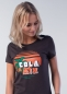 "Preview: T-Shirt ""Flötzinger Cola Mix"" - braun, Damen"