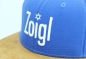 "Mobile Preview: ""Zoigl"" - blau (Snapback)"