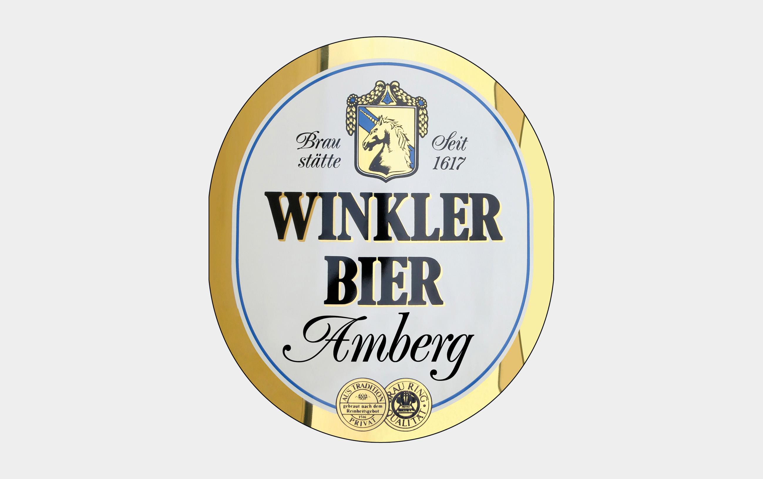 Bavarian Caps Winkler Amberg Hellgrau Snapback