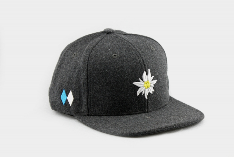 "Limited: ""Edelweiss"" - Raute (Snapback)"